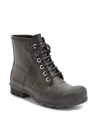 Hunter Original Rubber Ankle Boots Black