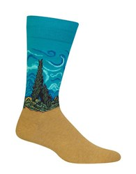 Hot Sox Wheat Field With Cypress Sock Grey