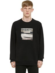 Givenchy Cuban Fit Archive Print Sweatshirt