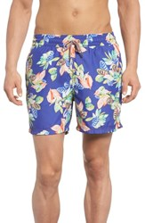 Maaji Hollow Wave Swim Trunks Multicolor