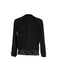 Mnml Couture Coats And Jackets Jackets Men Black