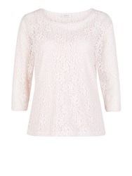 Kaliko Pink Lace Top Multi Coloured