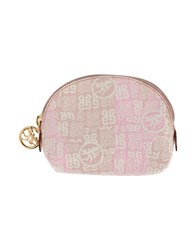 Piero Guidi Pouches Pink