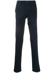 Canali Slim Fit Chinos 60