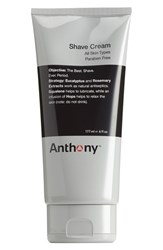 Anthony Logistics For Men Tm Shave Cream No Color