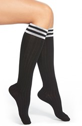 Women's Arthur George By R. Kardashian Tube Socks Black