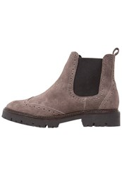 Pier One Ankle Boots Peltro Grey