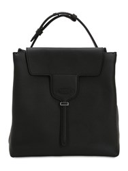 Tod's Small Bucket Top Handle Bag Black