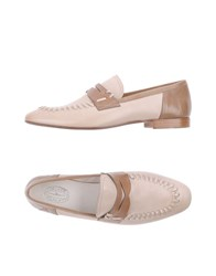 Triver Flight Loafers Dove Grey