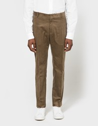 Wood Wood Tristian Trousers Lead Gray