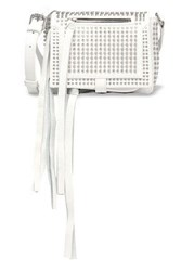 Mcq By Alexander Mcqueen Leather Shoulder Bag White