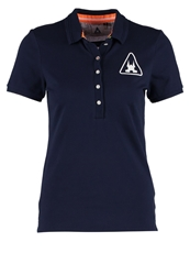 Gaastra Tech Polo Shirt Navy Dark Blue