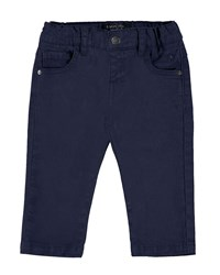 Mayoral 5 Pocket Twill Trousers Navy