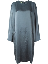Aries Raw Finishing Loose Fit Dress Grey