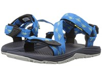 Columbia Big Water Static Blue Zour Men's Sandals
