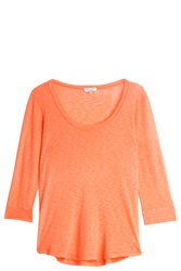 Splendid Slub Jersey Top