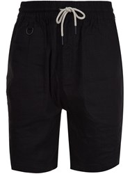 Publish Drawstring Shorts Black