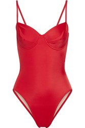 Norma Kamali Mio Underwired Swimsuit