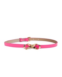 Ted Baker Bryano Bow Belt Bright Pink