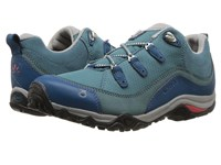 Oboz Juniper Low Hydro Cayenne Shoes Blue