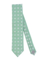 Pal Zileri Ties Light Green