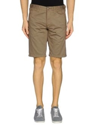 Shoeshine Bermudas Dark Green