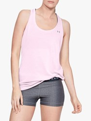 Under Armour Twist Tech Training Tank Top Pink