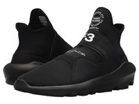 Yohji Yamamoto Suberou Core Black Core White Core Black Athletic Shoes
