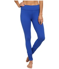 Beyond Yoga Gather Long Leggings Bright Lapis Women's Casual Pants Blue