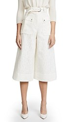 Lover Gallery Culottes White