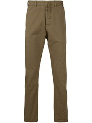 N 21 No21 Tapered Trousers Brown