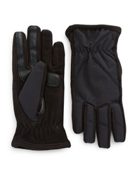 Isotoner Tech Gloves Black