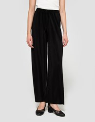 Just Female Quint Pants In Black