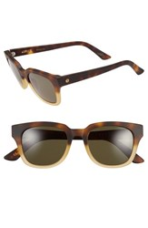 Electric Eyewear Men's Electric '40Five' 50Mm Sunglasses Matte Honey Tortoise Grey