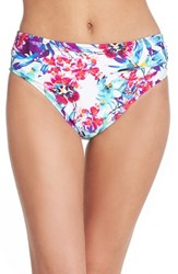 Women's Fantasie 'Sardinia' Ruched Bikini Bottoms Multi