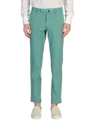 Incotex Trousers Casual Trousers Men Turquoise