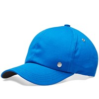 Paul Smith Canvas Cap Blue