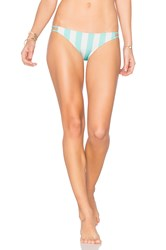 Solid And Striped The Taylor Bikini Bottom Mint
