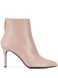 Albano Pointed Ankle Boots 60