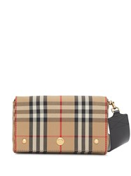 Burberry Check Print Mini Bag 60