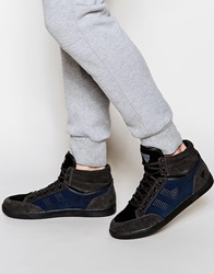 Gola Hail Trainers Navy