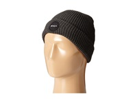 Rvca Ridgemont Beanie Charcoal Heather Beanies Gray