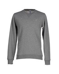 S.O.H.O New York Soho Topwear Sweatshirts Men Grey