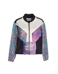 The Textile Rebels Jackets Purple
