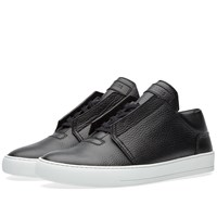 Helmut Lang Grain Leather Sneaker