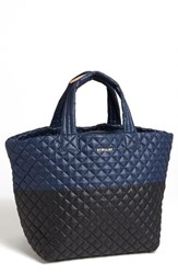 M Z Wallace Mz 'Large Metro' Quilted Tote