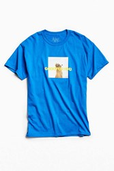 Urban Outfitters Amine Good For You Tee Blue