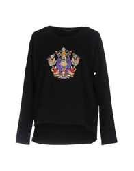 Custo Barcelona Sweatshirts Black