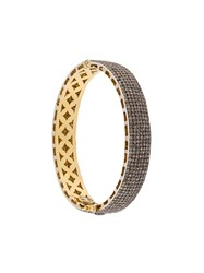 Carole Shashona 'Gypsy' Diamond Bangle Grey
