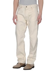 President's Casual Pants Ivory